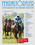Titelblatt Fehraltörfler April 2009